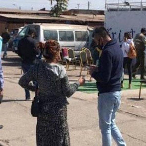 CHILE: Pastor es arrestado al realizar cultos en la calle durante la cuarentena